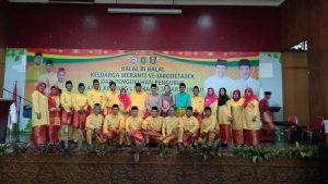 Usai Pengukuhan Pengurus Foto Bersama Wakil Bupati Meranti