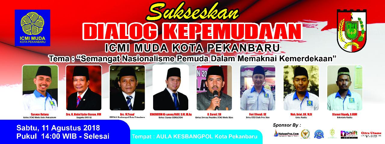 ICMI Muda Kota Pekanbaru