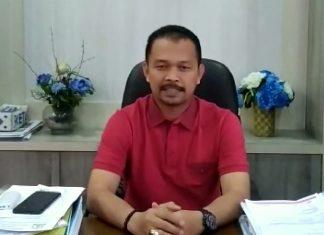 Fadlon Ketua Dprk Aceh Tamiang Foto :14m