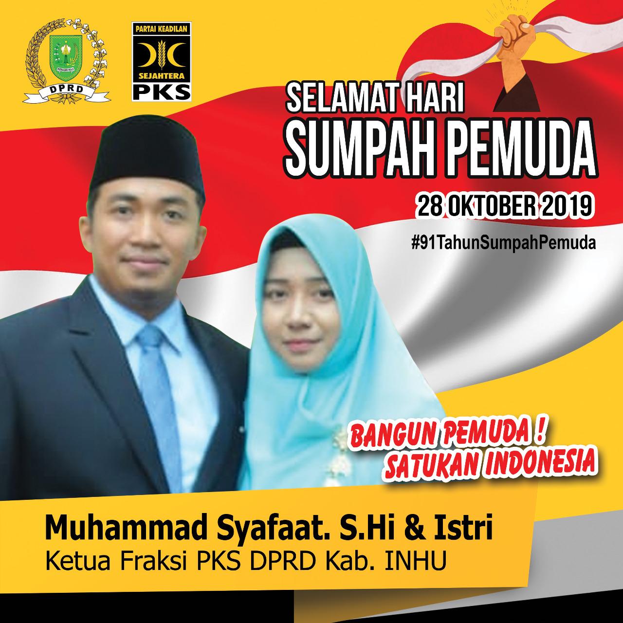 Ketua Fraksi PKS DPRD Inhu