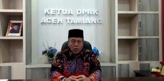 Suprianto Ketua DPRK Aceh Tamiang