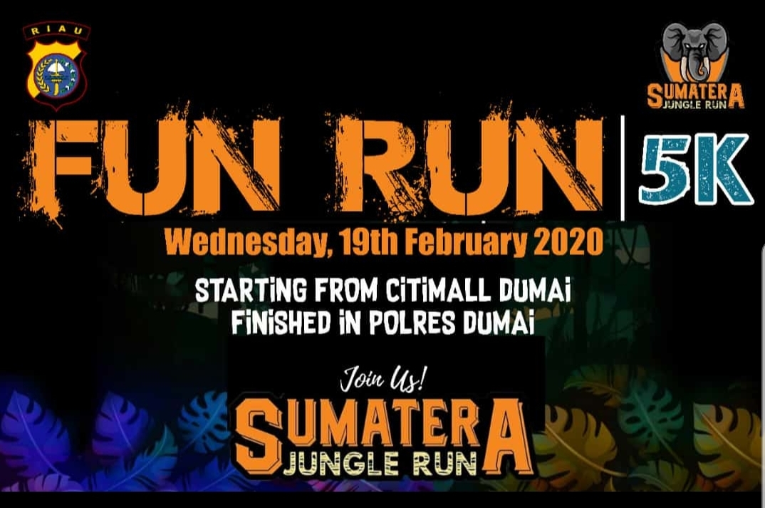 Iklan Fun Run Sumatera