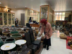 Tim ahli lakukan pengkajian 450 Koleksi Museum Sang Nila Utama Provinsi Riau
