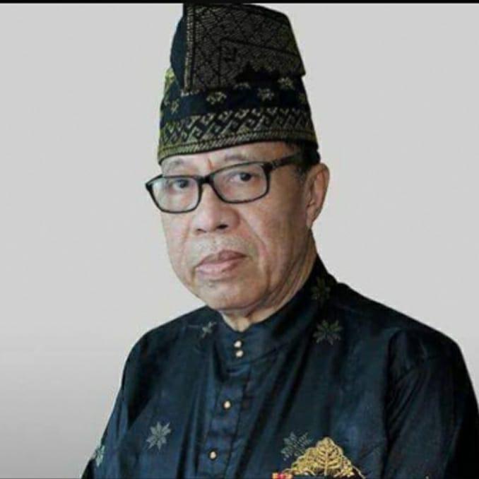 Letjen TNI (Purn) Syarwan Hamid